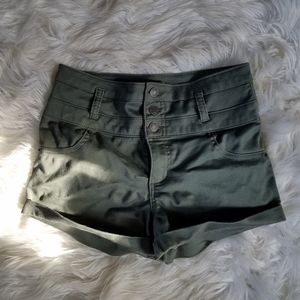 Mossimo High Waist Shorts